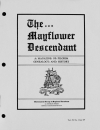 Paper Copy of Mayflower Descendant Vol 39 Issue 1 (1989)